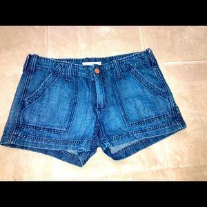 Joie Muse Denim Shorts 25